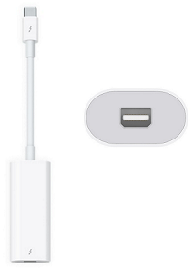 Thunderbolt 3 (USB-C) to Thunderbolt 2 Adapter.png
